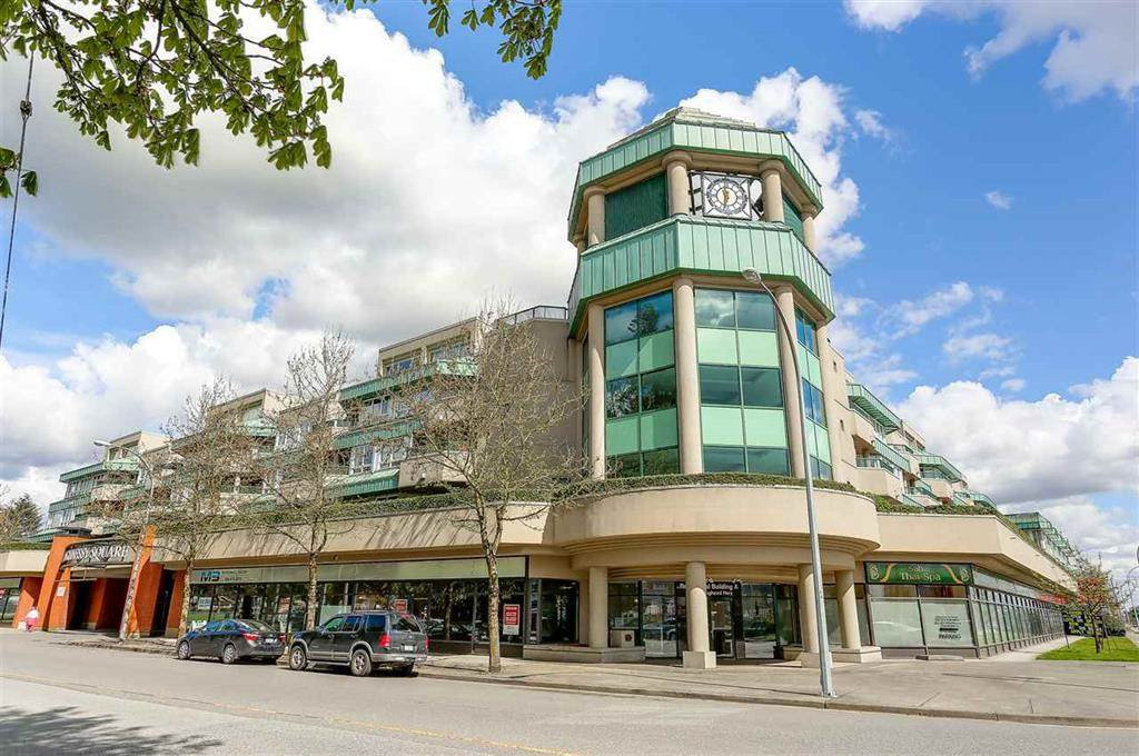 "Main Photo: A230 2099 LOUGHEED Highway in Port Coquitlam: Glenwood PQ Condo for sale in ""SHAUGHNESSY SQUARE"" : MLS®# R2227729"