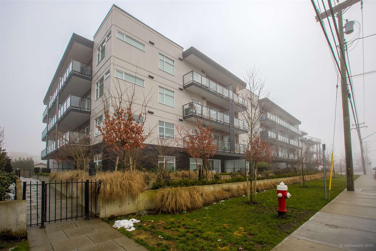 "Main Photo: 111 12070 227 Street in Maple Ridge: East Central Condo for sale in ""STATION ONE"" : MLS®# R2230679"