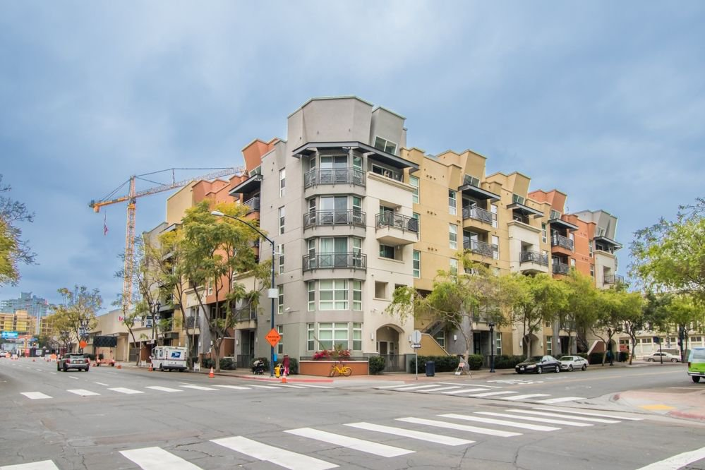 Main Photo: DOWNTOWN Condo for sale : 2 bedrooms : 550 Park Blvd #2410 in San Diego