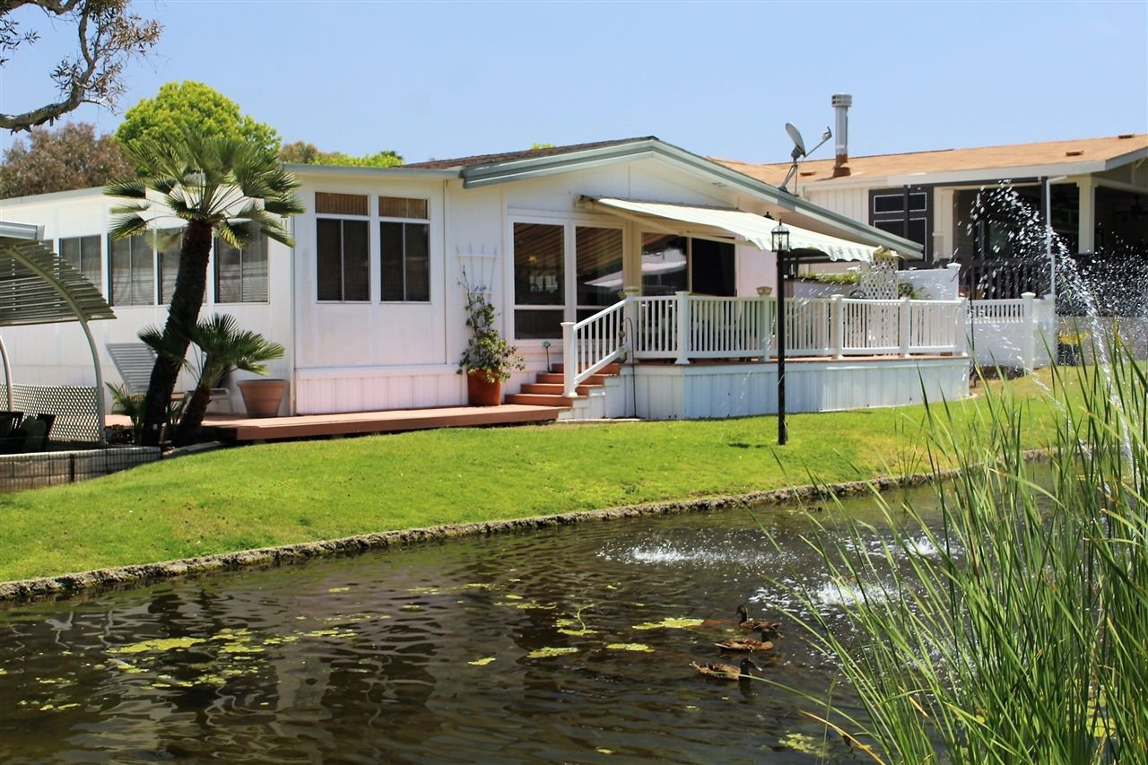 Main Photo: CARLSBAD WEST Manufactured Home for sale : 2 bedrooms : 7223 Santa Barbara #309 in Carlsbad