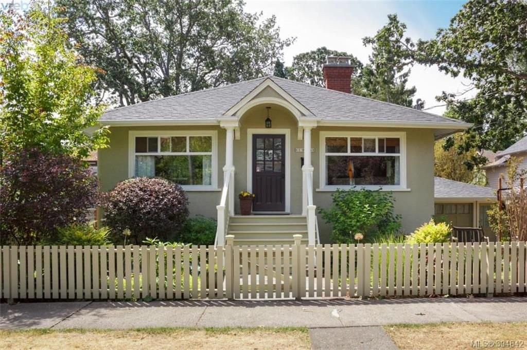 Main Photo: 1925 Brighton Ave in VICTORIA: Vi Fairfield East House for sale (Victoria)  : MLS®# 791600