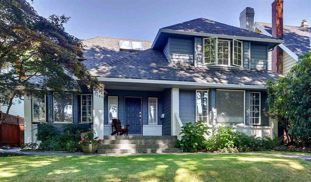"Main Photo: 3265 W 36TH Avenue in Vancouver: MacKenzie Heights House for sale in ""Mackenzie Heights"" (Vancouver West)  : MLS®# R2297386"