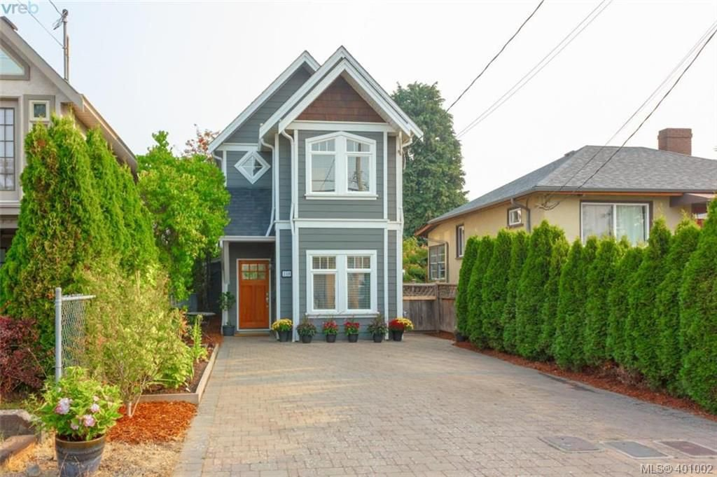 Main Photo: 240 Cadillac Ave in VICTORIA: SW Glanford Single Family Detached for sale (Saanich West)  : MLS®# 800142