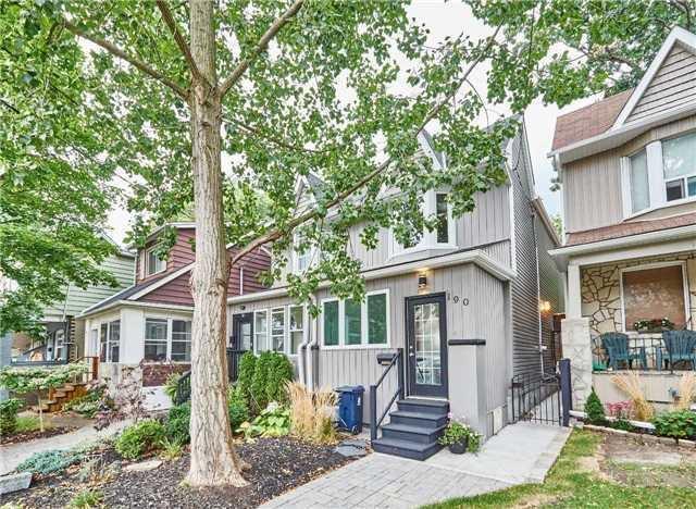 Main Photo: 190 Oakcrest Avenue in Toronto: East End-Danforth House (2-Storey) for lease (Toronto E02)  : MLS®# E4287442