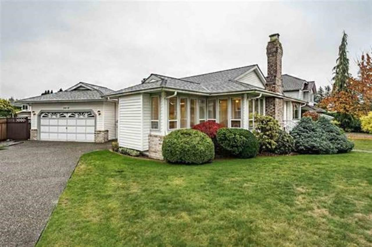 "Main Photo: 1858 WALNUT Crescent in Coquitlam: Central Coquitlam House for sale in ""LAURENTIAN HEIGHTS"" : MLS®# R2334378"