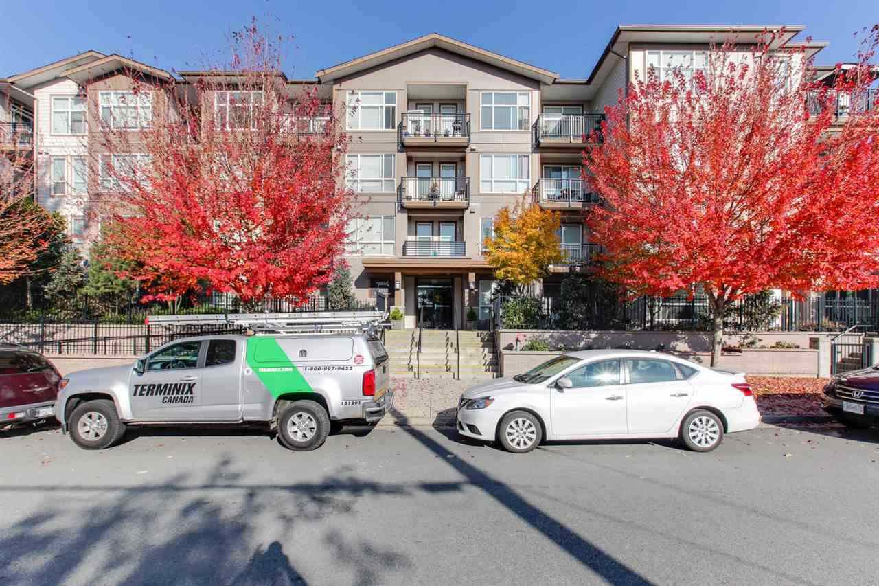 "Main Photo: 312 2343 ATKINS Avenue in Port Coquitlam: Central Pt Coquitlam Condo for sale in ""THE PEARL"" : MLS®# R2346307"
