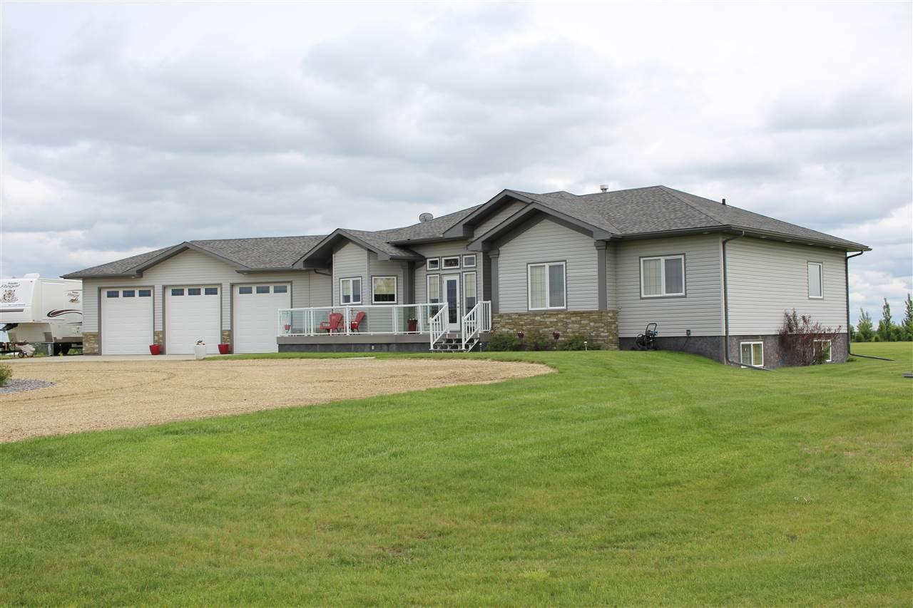 Main Photo: 26425 TWP 571: Rural Sturgeon County House for sale : MLS®# E4152148