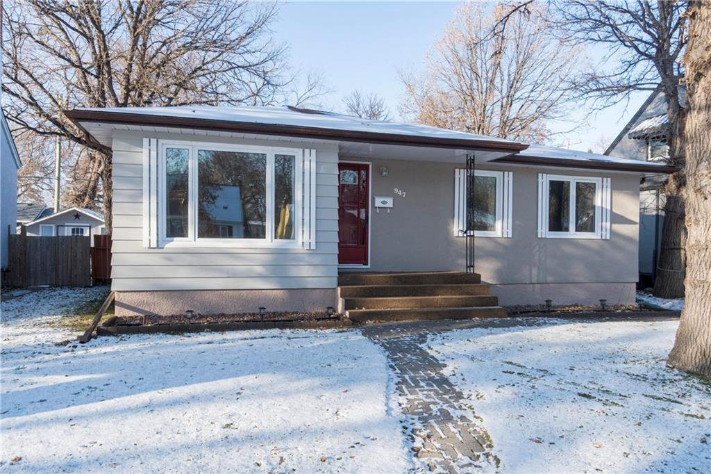 Main Photo: 947 Waterford Avenue in Winnipeg: East Fort Garry Residential for sale (1J)  : MLS®# 1930596