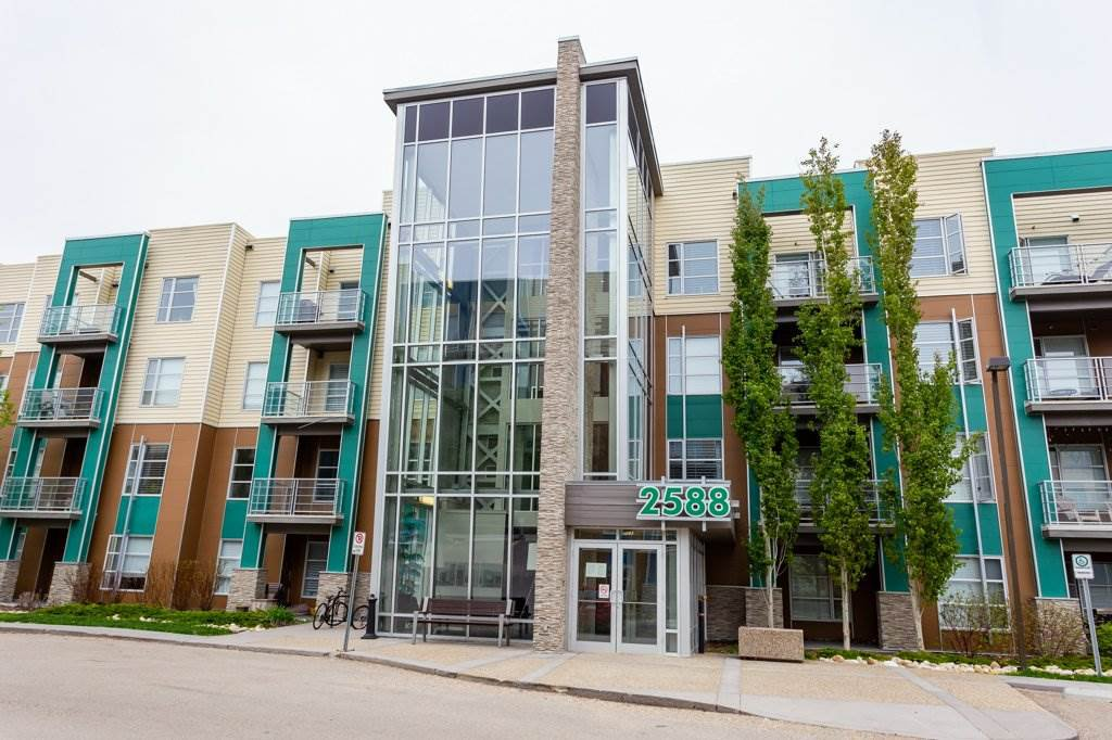 Main Photo: 117 2588 ANDERSON Way in Edmonton: Zone 56 Condo for sale : MLS®# E4198588