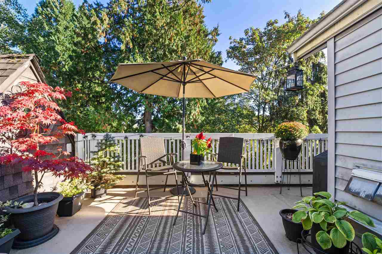 """Main Photo: 7 1075 LYNN VALLEY Road in North Vancouver: Lynn Valley Townhouse for sale in """"RIVER ROCK II"""" : MLS®# R2504494"""