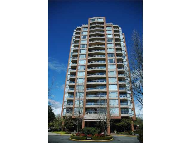 "Main Photo: 806 4657 HAZEL Street in Burnaby: Forest Glen BS Condo for sale in ""LEXINGTON"" (Burnaby South)  : MLS®# V886292"