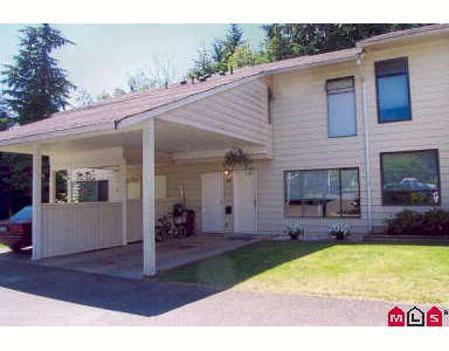 Main Photo: c/  #14, 3075 Trethewey Street, Abbotsford, B.C. in Abbotsford: House for sale (Abbotsford West)  : MLS®# F2615056