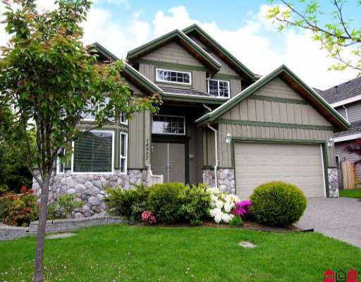 Main Photo: 14907 23RD AV in White Rock: Sunnyside Park Surrey House for sale (South Surrey White Rock)  : MLS®# F2610417