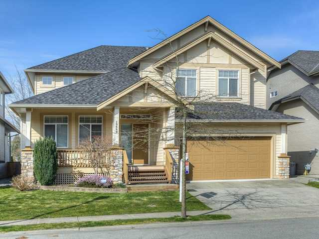 Main Photo: 19669 BLANEY Drive in Pitt Meadows: South Meadows House for sale : MLS®# V998547