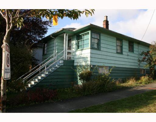 Main Photo: 5105 Aberdeen Street in Vancouver: Collingwood VE House for sale (Vancouver East)  : MLS®# V753393