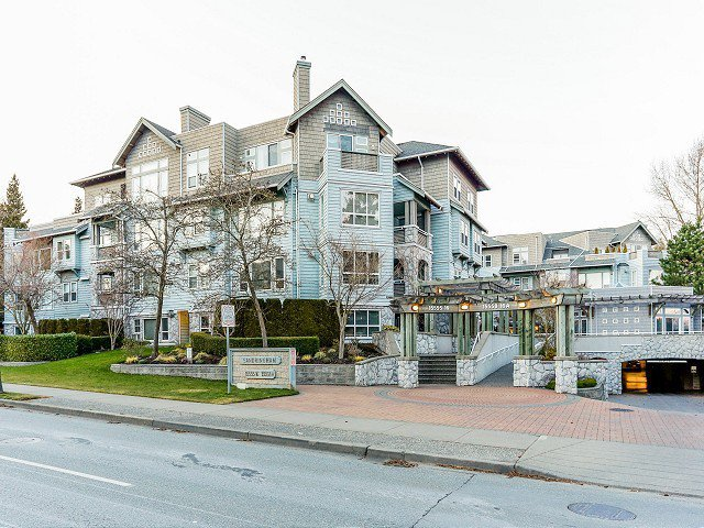 "Main Photo: 304 15558 16A Avenue in Surrey: King George Corridor Condo for sale in ""SANDRINGHAM"" (South Surrey White Rock)  : MLS®# F1404186"