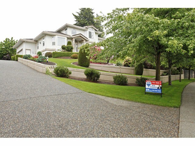 Main Photo: 34913 PANORAMA Drive in Abbotsford: Abbotsford East House for sale : MLS®# F1412968
