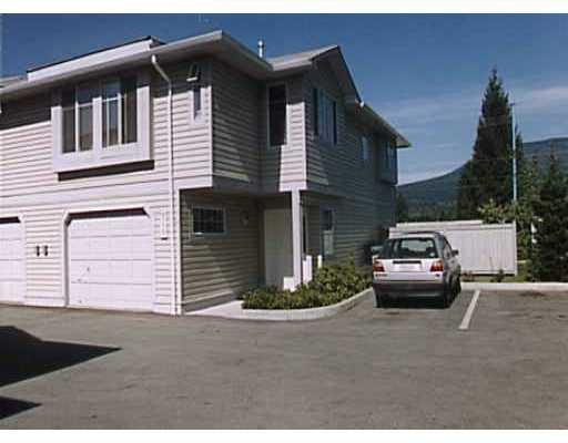 Main Photo: 105 750 PRAIRIE AV in Port_Coquitlam: Riverwood Townhouse for sale (Port Coquitlam)  : MLS®# V279725