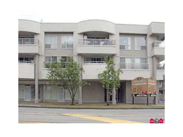"""Main Photo: 310 13771 72A Avenue in Surrey: East Newton Condo for sale in """"NEW TOWN PLAZA"""" : MLS®# F1422536"""
