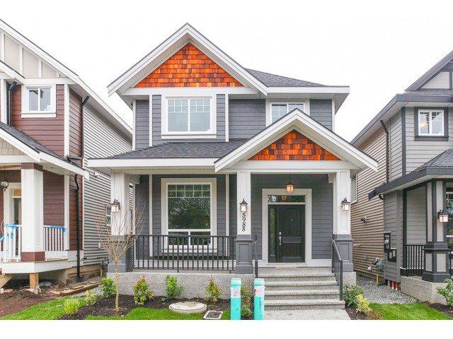 Main Photo: 5988 131ST Street in Surrey: Panorama Ridge House for sale : MLS®# F1433933
