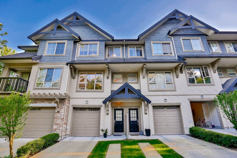 Main Photo: 23 1362 PURCELL Drive in Coquitlam: Westwood Plateau Townhouse for sale : MLS®# R2071518