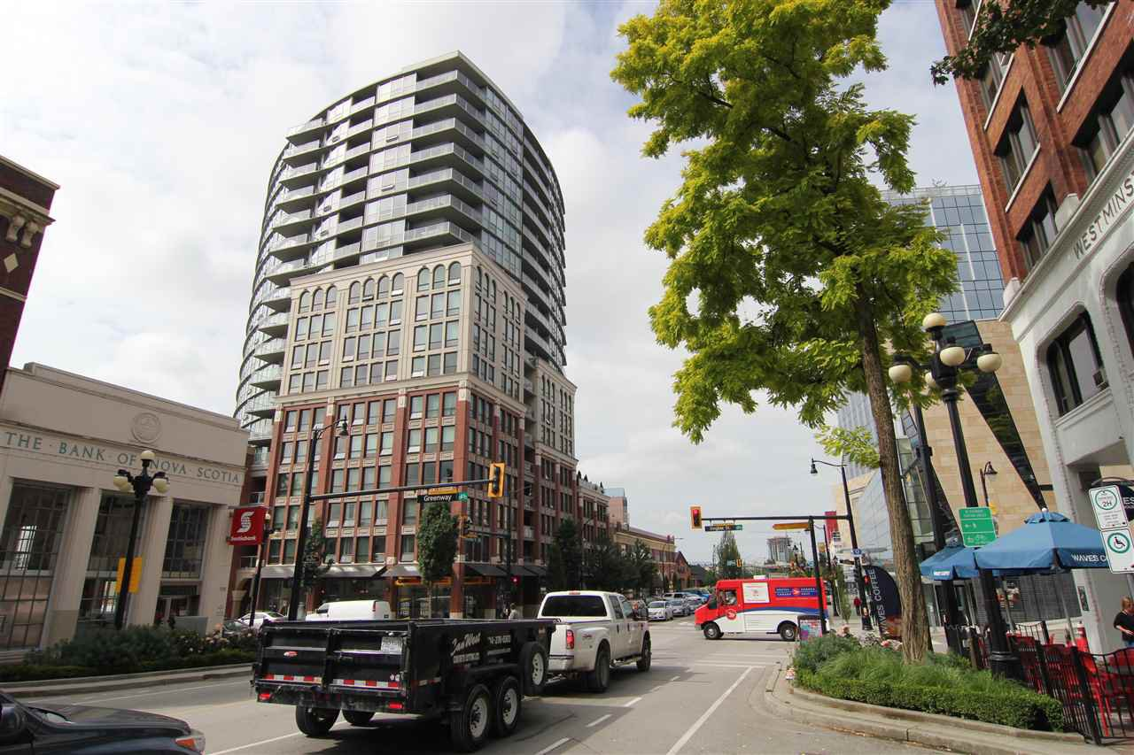 "Main Photo: 1003 14 BEGBIE Street in New Westminster: Quay Condo for sale in ""INTERURBAN"" : MLS®# R2084527"