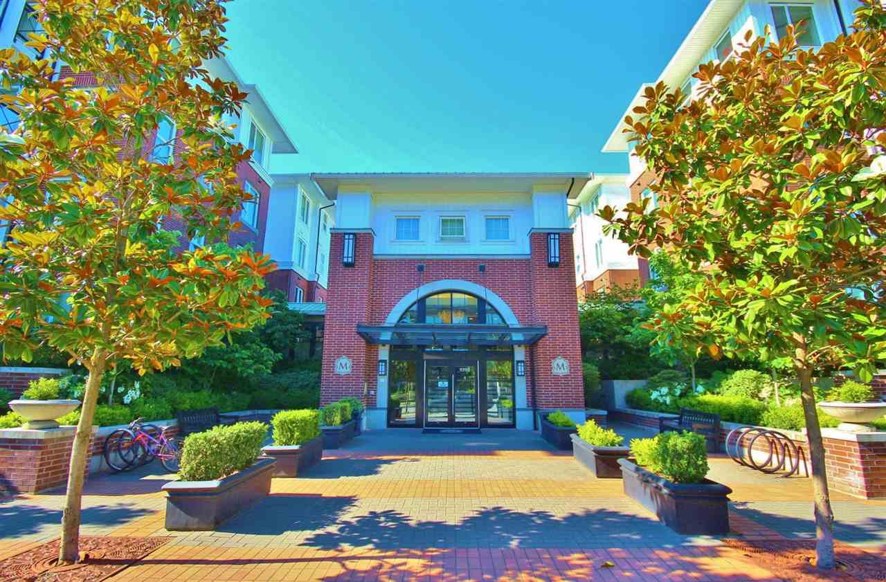 "Main Photo: 339 9399 ODLIN Road in Richmond: West Cambie Condo for sale in ""Mayfair Place By Polygon"" : MLS®# R2087089"