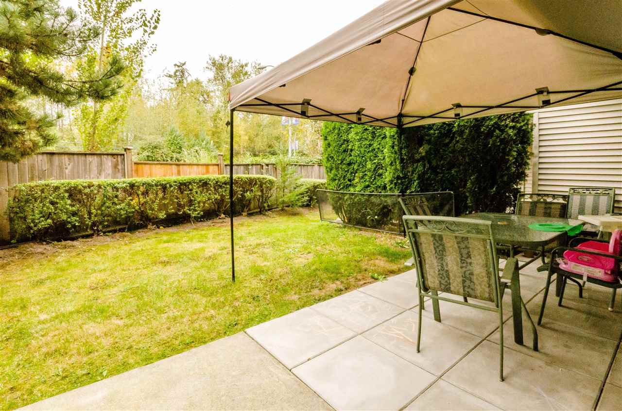 "Photo 18: Photos: 24 11255 232 Street in Maple Ridge: East Central Townhouse for sale in ""HIGHFIELD"" : MLS®# R2117923"