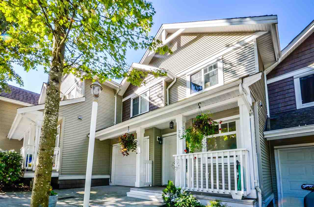 "Main Photo: 24 11255 232 Street in Maple Ridge: East Central Townhouse for sale in ""HIGHFIELD"" : MLS®# R2117923"