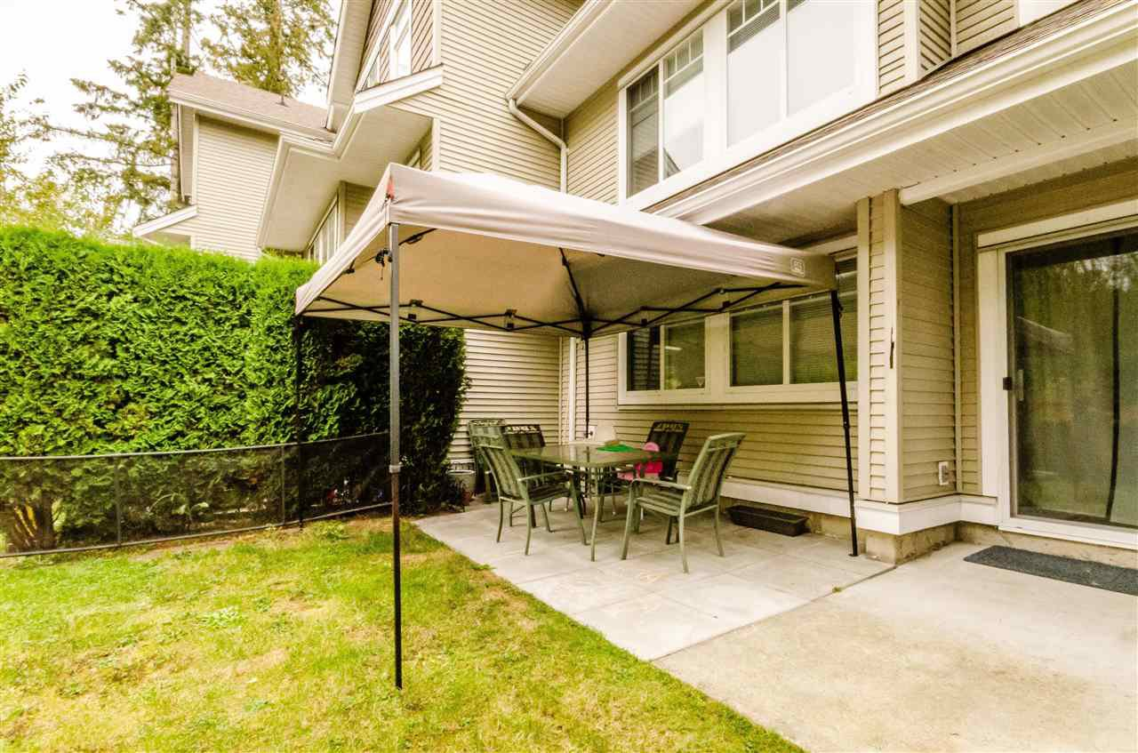 "Photo 17: Photos: 24 11255 232 Street in Maple Ridge: East Central Townhouse for sale in ""HIGHFIELD"" : MLS®# R2117923"