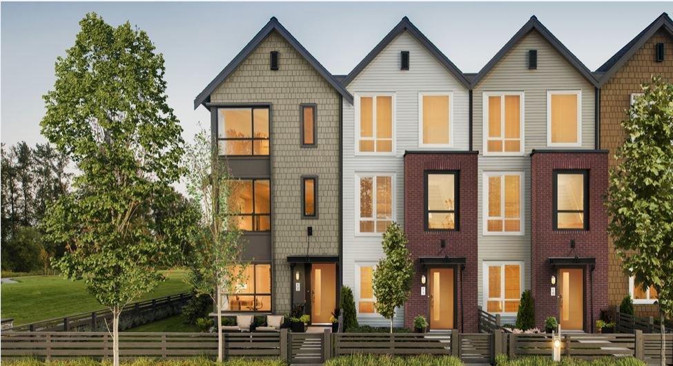 Main Photo: 20 2371 RANGER LANE in : Riverwood Townhouse for sale : MLS®# R2082045