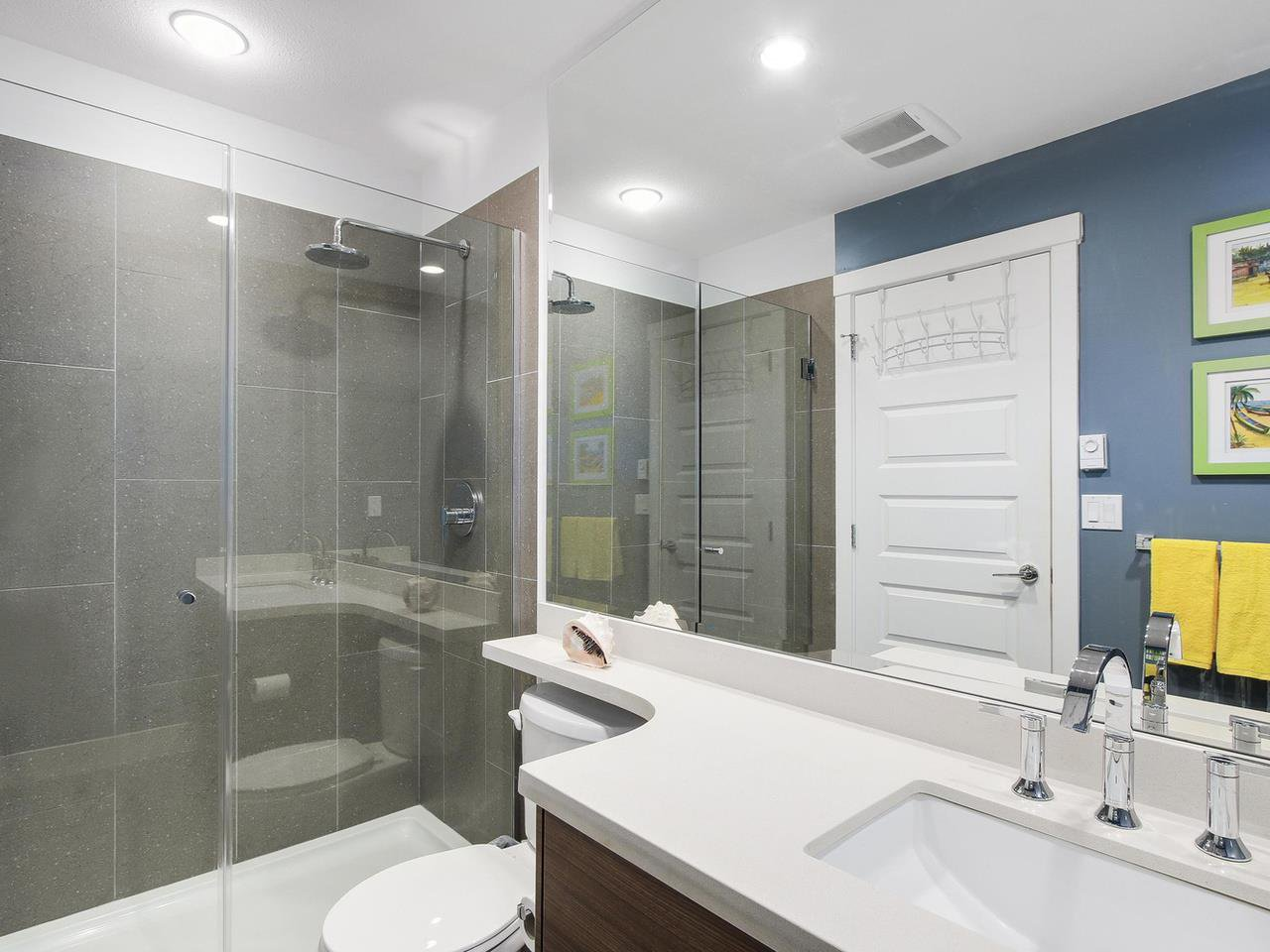 """Photo 12: Photos: 81 14433 60 Avenue in Surrey: Sullivan Station Townhouse for sale in """"Brixton"""" : MLS®# R2152345"""