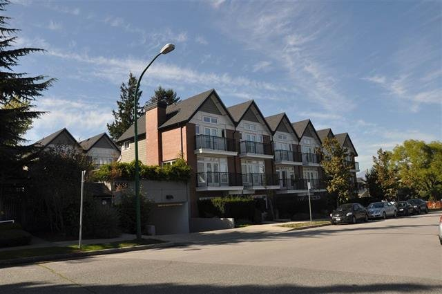 "Main Photo: 16 5655 CHAFFEY Avenue in Burnaby: Central Park BS Townhouse for sale in ""Townewalk"" (Burnaby South)  : MLS®# R2164106"