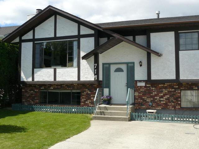 Main Photo: 714 ROBSON DRIVE in : Sahali House for sale (Kamloops)  : MLS®# 141003