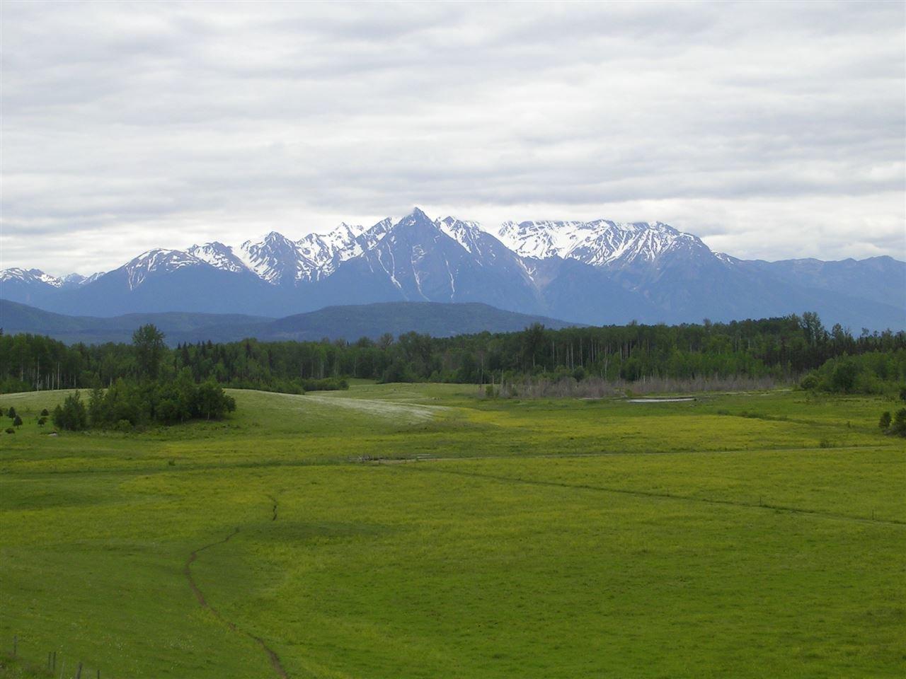 Main Photo: 668 Swan Lake Road   Kispiox Valley BC