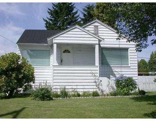 Main Photo: 1031 SPERLING AV in Burnaby: Sperling-Duthie House for sale (Burnaby North)  : MLS®# V547415