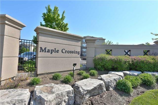 Main Photo: 107 1479 Maple Avenue in Milton: Dempsey Condo for sale : MLS®# W4151601