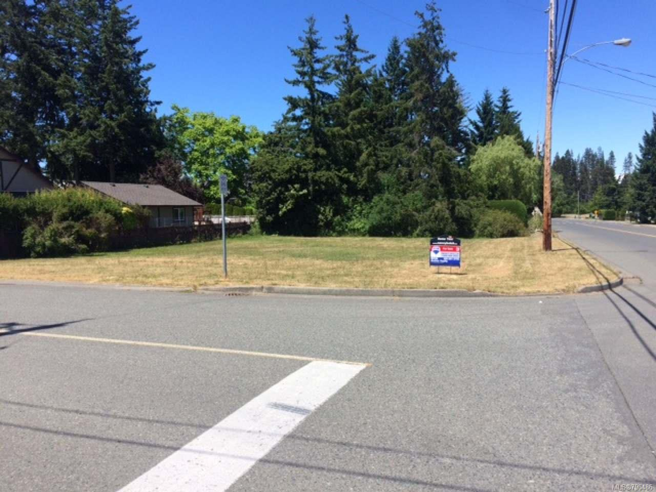 Main Photo: 491 N PYM N STREET in PARKSVILLE: PQ Parksville Land for sale (Parksville/Qualicum)  : MLS®# 790486