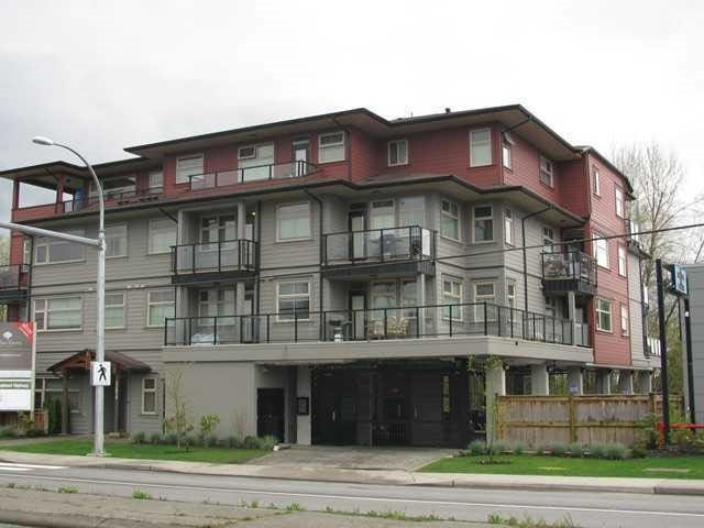 """Main Photo: 204 22858 LOUGHEED Highway in Maple Ridge: East Central Condo for sale in """"Urban Green"""" : MLS®# R2309245"""