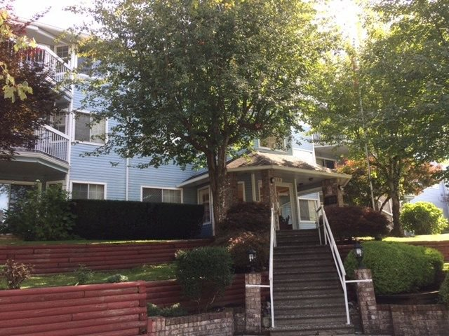"""Main Photo: 106 11510 225 Street in Maple Ridge: East Central Condo for sale in """"RIVERSIDE"""" : MLS®# R2311094"""