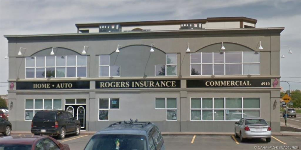 Photo 1: Photos: 1 4910 45 Street in Red Deer: RR Downtown Red Deer Commercial for sale : MLS®# CA0157634