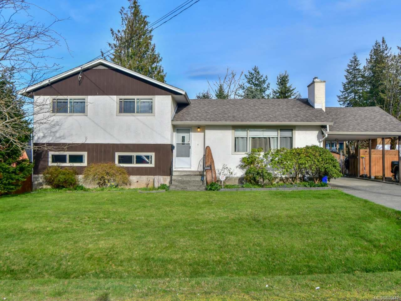 Main Photo: 1033 Westmore Rd in CAMPBELL RIVER: CR Campbell River West House for sale (Campbell River)  : MLS®# 810442