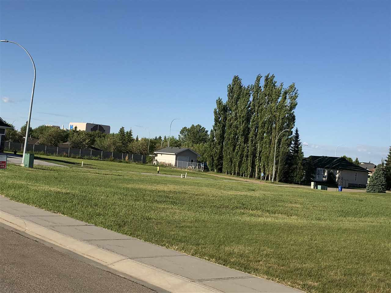 Main Photo: 144 Northbend Drive: Wetaskiwin Vacant Lot for sale : MLS®# E4159284