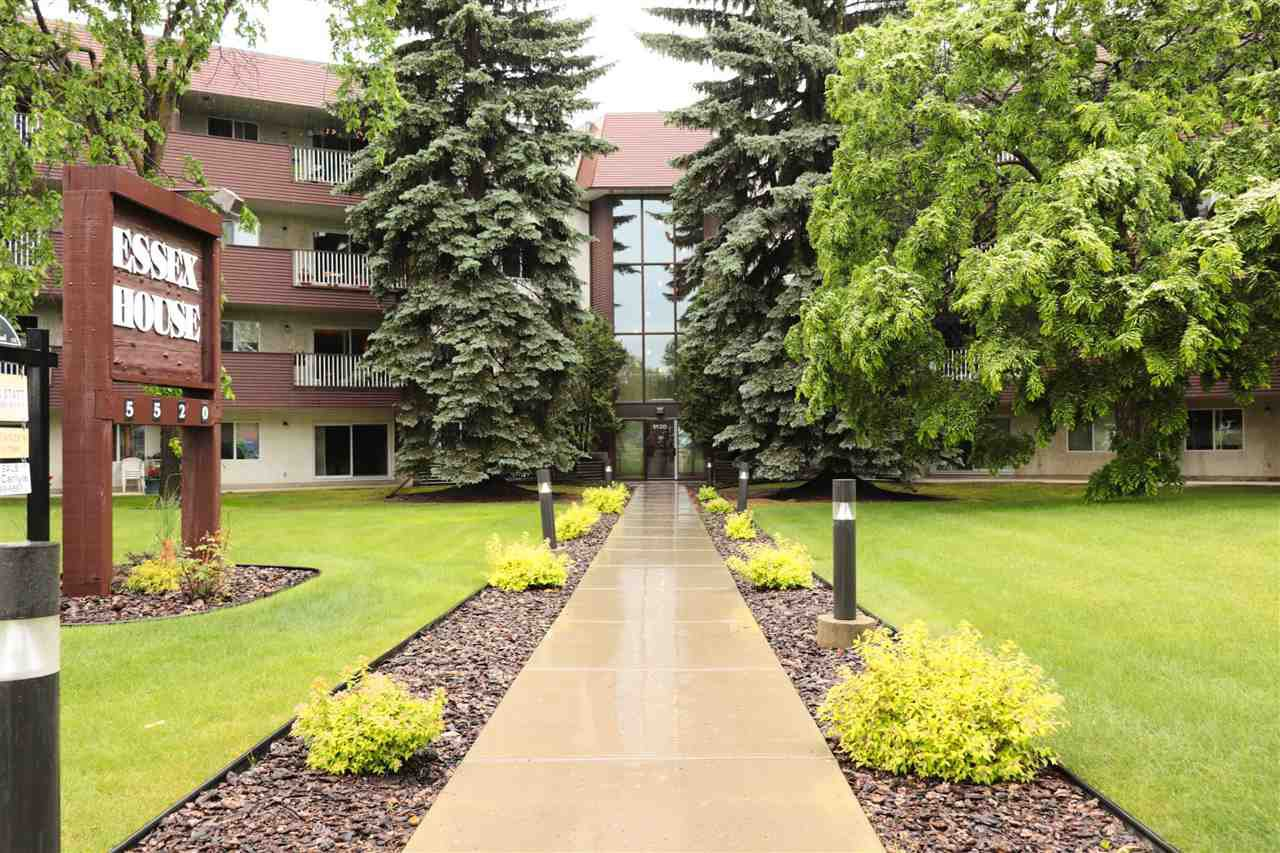 Main Photo: 104 5520 RIVERBEND Road in Edmonton: Zone 14 Condo for sale : MLS®# E4162816