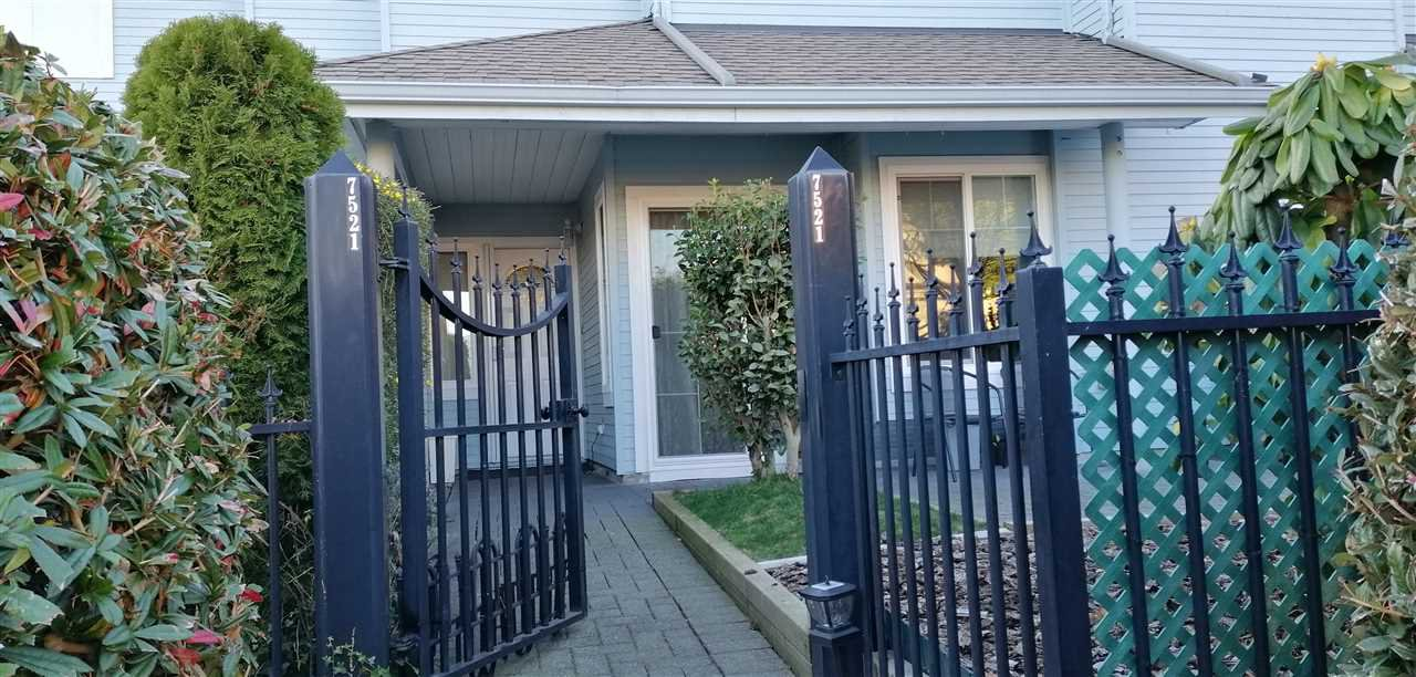"""Main Photo: 7521 MANITOBA Street in Vancouver: Marpole Townhouse for sale in """"THE SPRING AT LANGARA"""" (Vancouver West)  : MLS®# R2422767"""