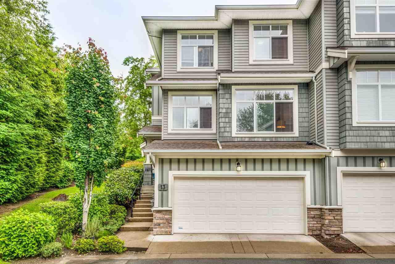 "Main Photo: 13 11282 COTTONWOOD Drive in Maple Ridge: Cottonwood MR Townhouse for sale in ""Meadows at Verigin's Ridge"" : MLS®# R2465231"