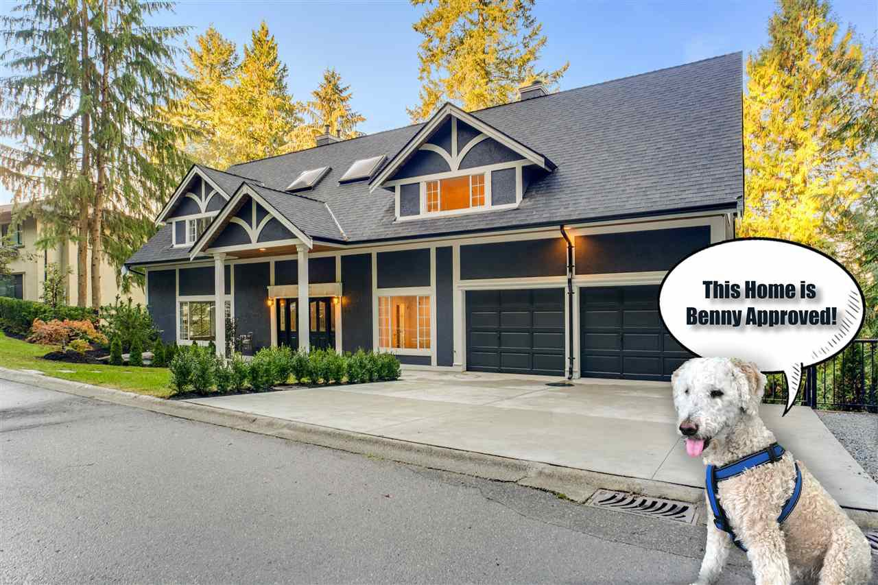 """Main Photo: 5495 KEITH Road in West Vancouver: Caulfeild House for sale in """"Caulfeld"""" : MLS®# R2511851"""