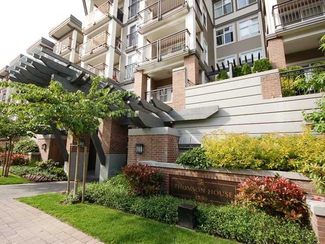 "Main Photo: 404 4799 BRENTWOOD Drive in Burnaby: Brentwood Park Condo for sale in ""THOMPSON HOUSE"" (Burnaby North)  : MLS®# V893686"