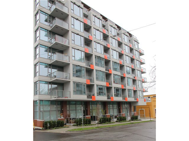 """Main Photo: 611 251 E 7TH Avenue in Vancouver: Mount Pleasant VE Condo for sale in """"DISTRICT"""" (Vancouver East)  : MLS®# V1051124"""