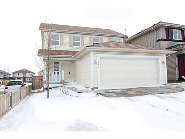 Main Photo: 143 COVENTRY HILLS Drive NE in CALGARY: Coventry Hills Residential Detached Single Family for sale (Calgary)  : MLS®# C3605698